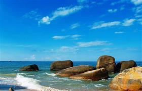 辉煌南海渔歌三亚双飞5日游