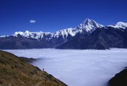 点击打开景区内景点:贡嘎山的详细介绍…
