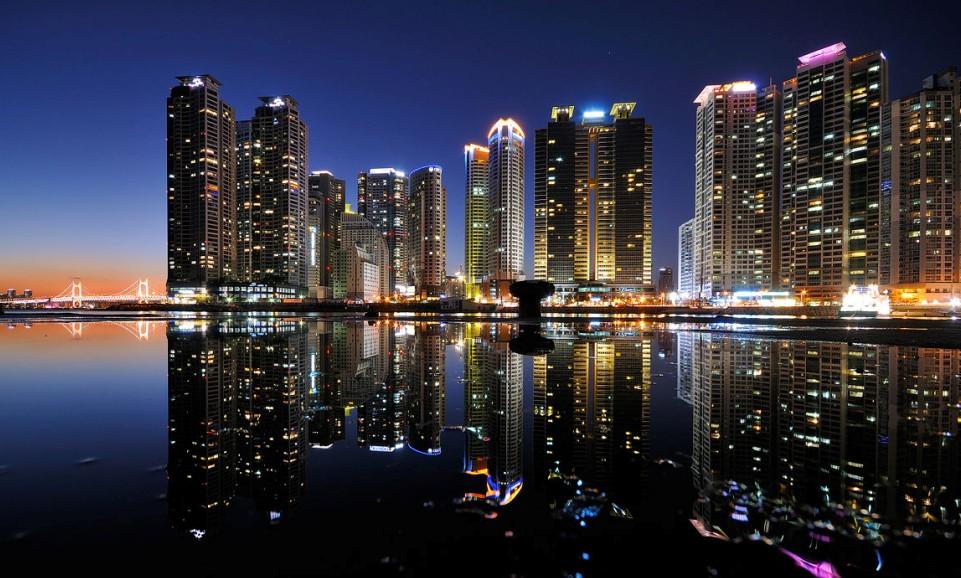 釜山gdp_韩国17个一级行政区