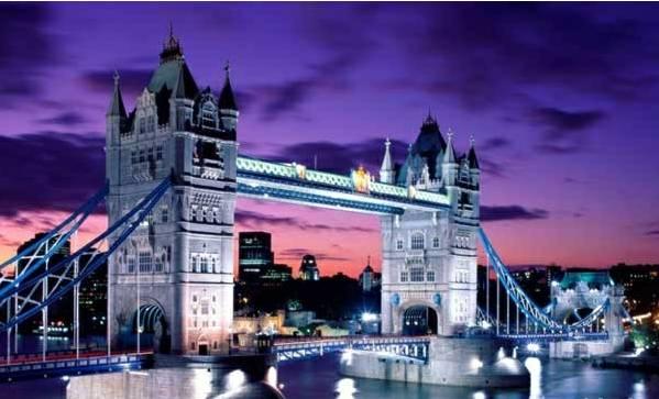 英国著名旅游景点