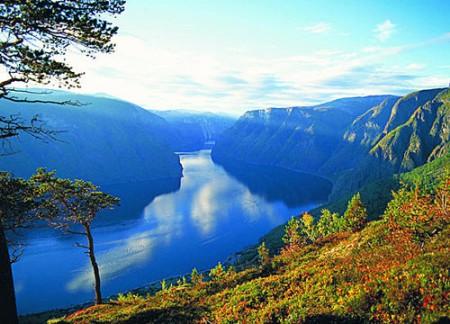亲历挪威风景图